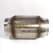 Gesi G-Sport High Flow 300 CPSI Catalytic Conver - 2.5